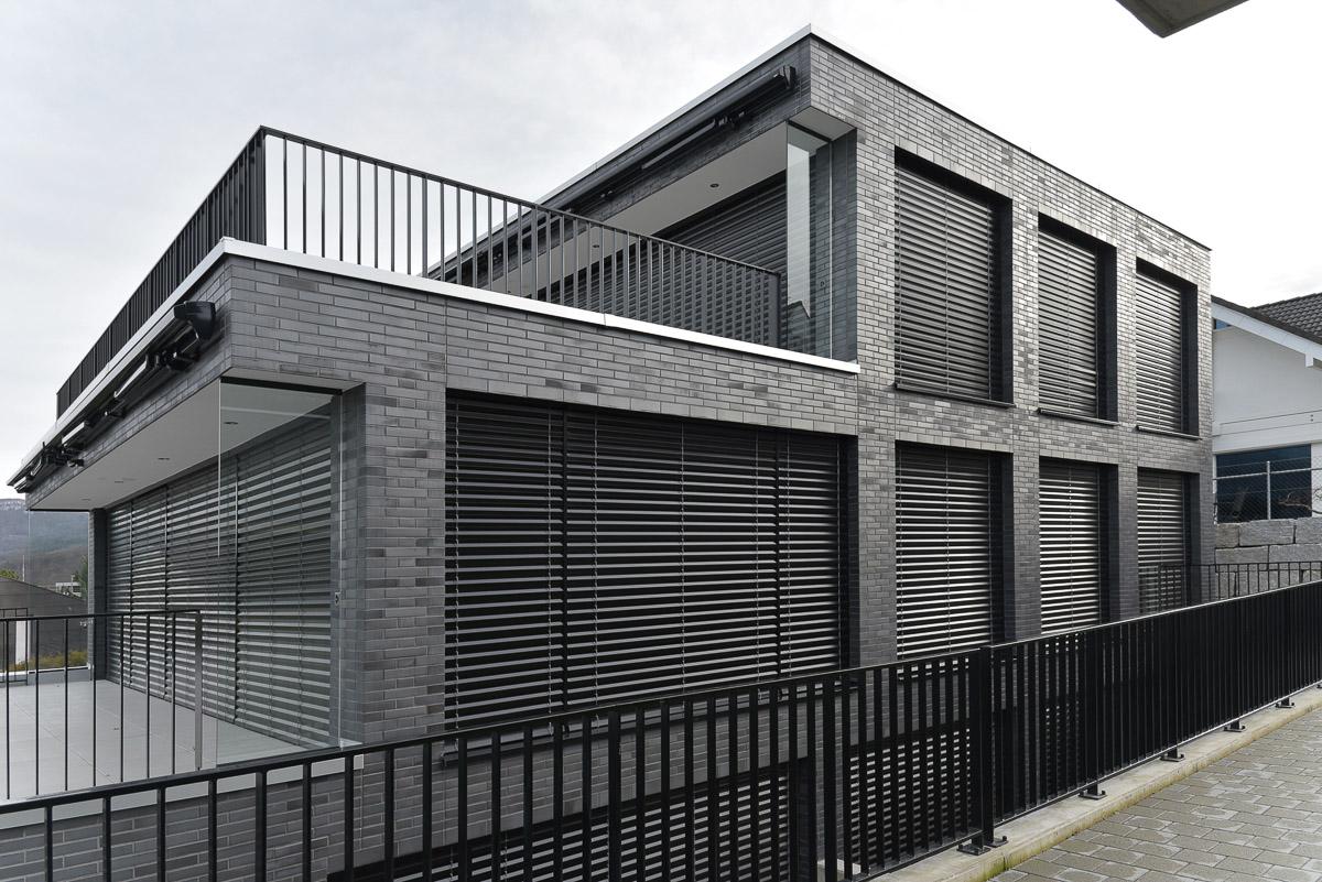 Fassade MFH Klinker -09