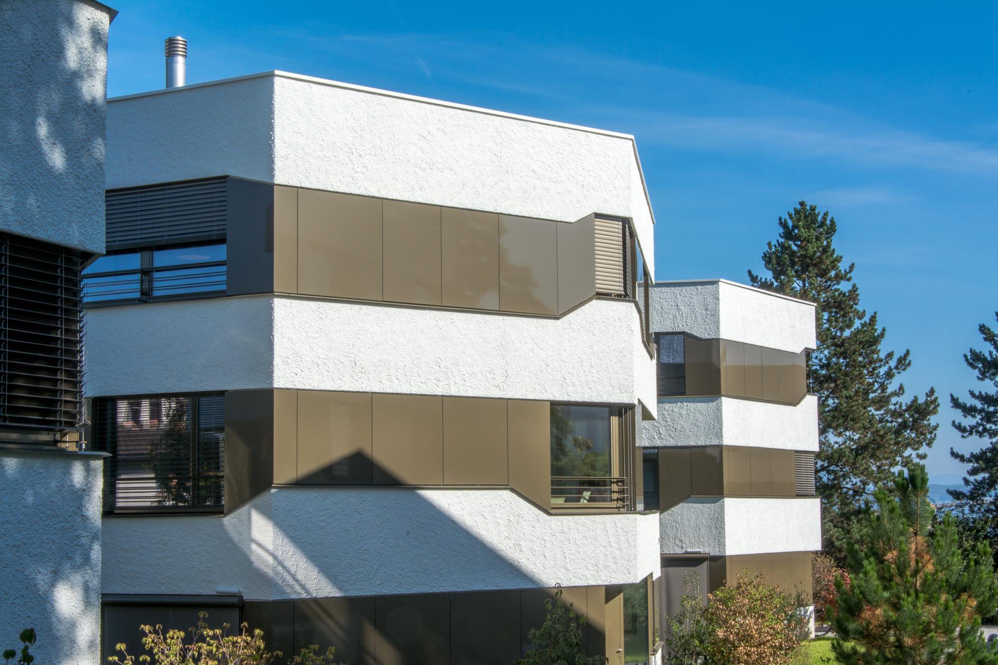 Überbauung Hüglipark Binningen