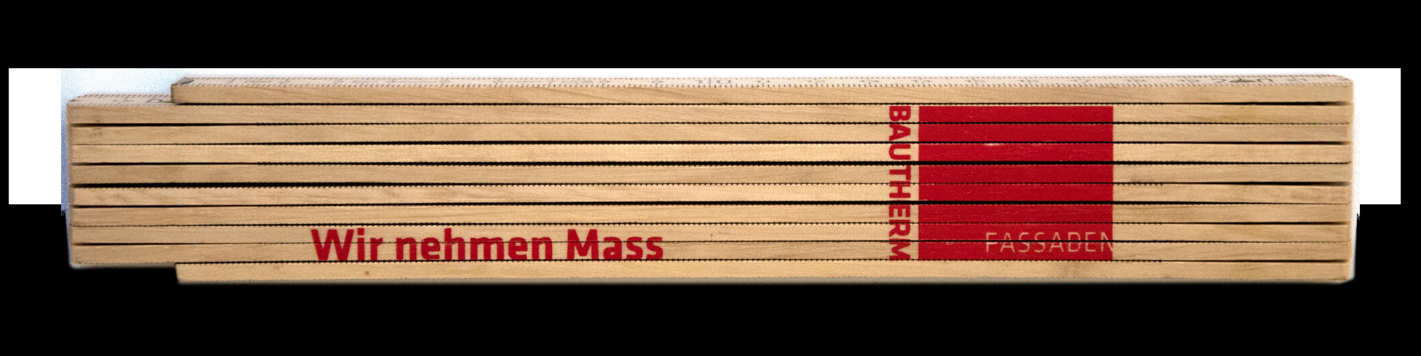 Bautherm AG - Wir nehmen Mass