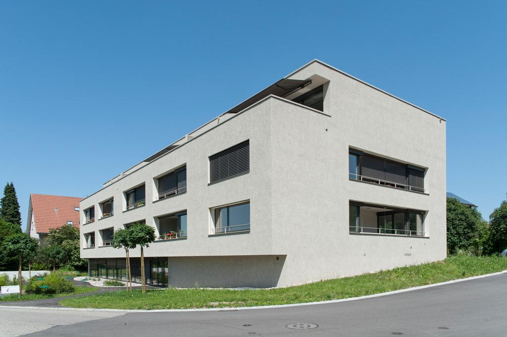 Alterswohnungen, Büsserach