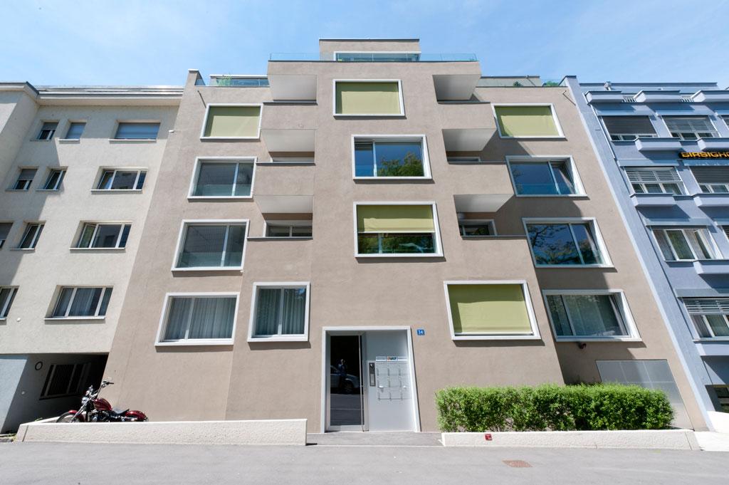 Geschäfts- u. Wohnhaus Basel-1