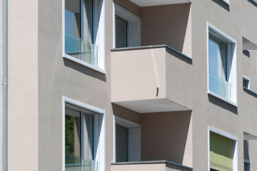 Geschäfts- u. Wohnhaus Basel