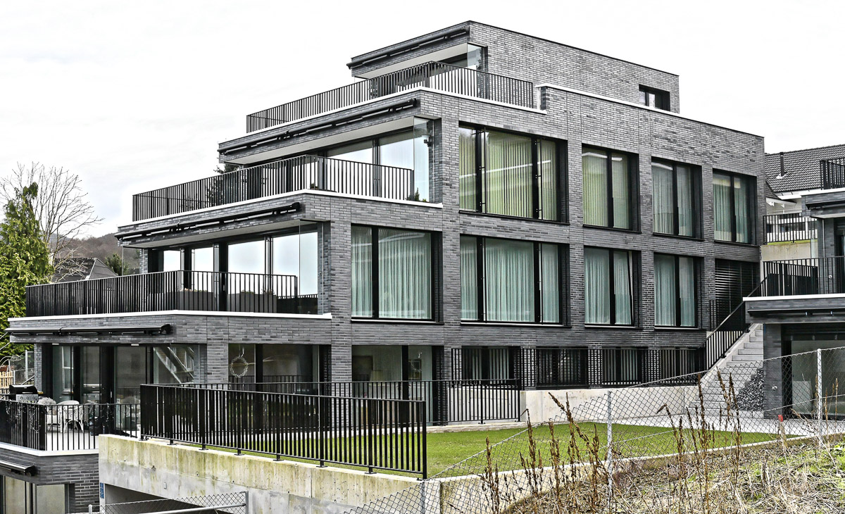 Neubau Terrassenhaus, Pfeffingen