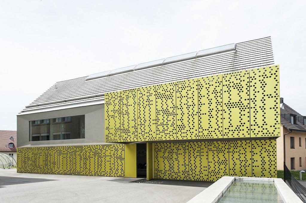 Gemeindezentrum, Seltisberg