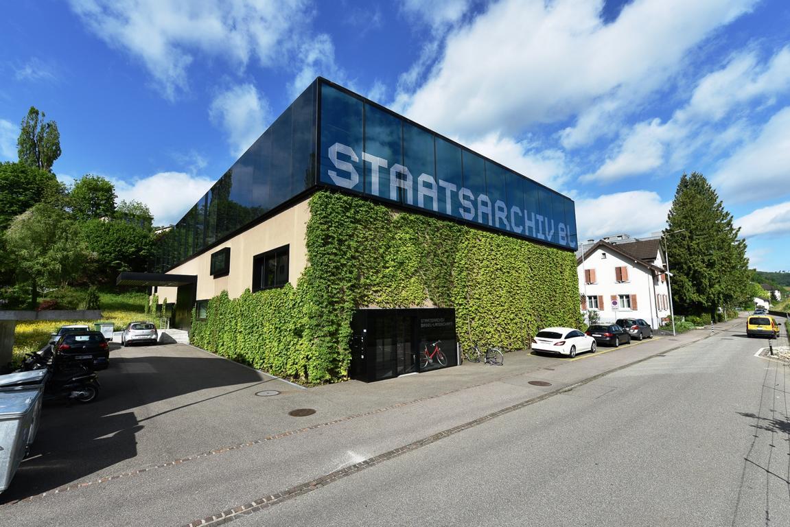 Staatsarchiv In Liestal
