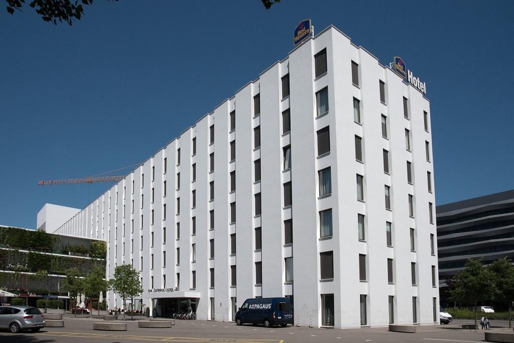 Hotel Best Western – Stücki, Basel